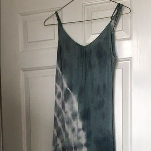 Tie Dyed Maxi Dress by Billabong
